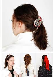 3 ways to wear silk scarves by tag pop