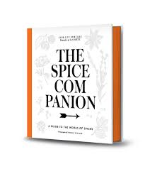 the spice companion a guide to the world of spices lior lev