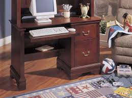 louis philippe youth bedroom furniture desk with hutch in rich