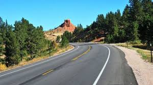 Scenic Byway by Black Hills Scenic Byway Newcastle Travel Wyoming That U0027s Wy