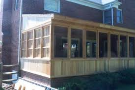 porch close in bottom of screened porch must do pinterest