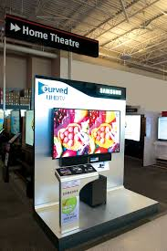 display tv samsung uhd tv retail display holman exhibits