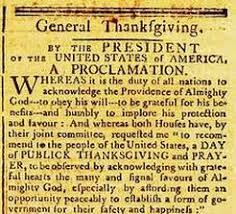 lincoln thanksgiving proclamation declaration dental