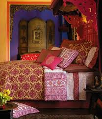 Bohemian Bedroom Decorating Ideas Image Of Colorful Bohemian - Bohemian bedroom design