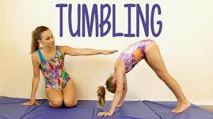 tumbling tutorial gymnastics at home tricks great for kids how
