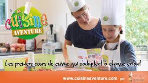 cours de cuisine enfants cuisine aventure les premiers cours de cuisine à distance qui s