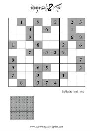 sudoku puzzle to print 3