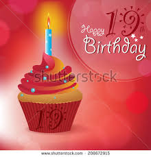 19th birthday stock images royalty free images u0026 vectors