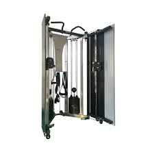 Home Gym by Residential Gym Torque Fitness F9 Fold Away Strength Trainer