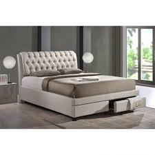 bedroom upholstered king bed frame upholstered platform bed king