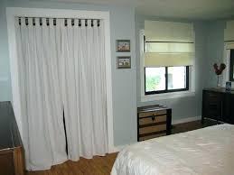Fabric Closet Doors Curtain Instead Of Door Size Of Curtains Curtain Instead Door