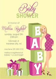 the most favorite collection of baby shower email invitations for
