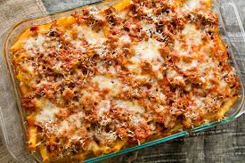 baked ziti recipe simplyrecipes com