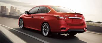 red nissan sentra detroit drivers love the bold 2017 nissan sentra