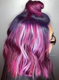 deep velvet violet hair dye african america 40 hair color ideas that are perfectly on point