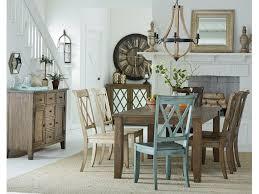 standard furniture dining room blue x back side chair 11305 standard furniture blue x back side chair 11305