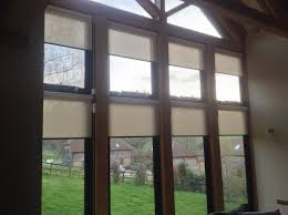 fabric window blinds with design image 11308 salluma