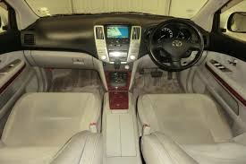lexus harrier price in bangladesh 2008 toyota harrier checklist