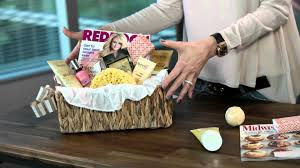 spa basket how to create a spa basket for