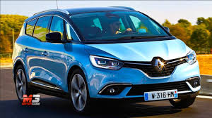 renault scenic 2017 new renault grand scenic 2017 first test drive only sound youtube