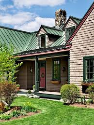 9 best barb green metal roof images on pinterest exterior house