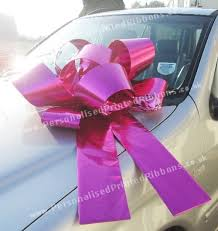 big bow for car present 8 best big car bows images on big bows bow shop and