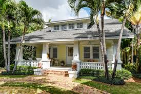 restored landmarked cottage in palm beach brings nearly 4 million