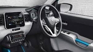 Suzuki Ignis Interior Maruti Suzuki Ignis Igniting The Adventure In You Crankit