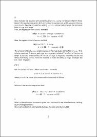 homework 03 answers econometrics problem set 3 nathaniel higgins