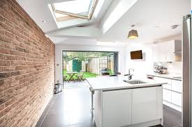 galley kitchen extension ideas kitchen white kitchen ideas terraced house small extension