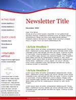 free email newsletter templates benchmark email
