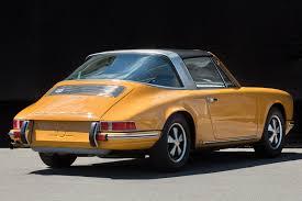 orange porsche targa porsche 911 t targa 1969 u2014 karero