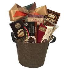 thank you basket thank you chocolate my baskets toronto