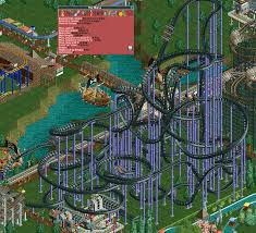 Six Flags Highest Ride Rollercoaster Tycoon Ride Exchange Androgeos Exeunt