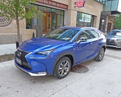 lexus suv 2015 blue 2015 lexus nx 200t test drive nikjmiles com
