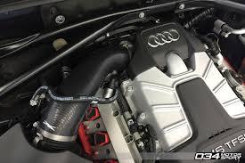 Audi Q5 Body Kit - audi q5 sq5 3 0 tfsi throttle body inlet hose high flow silicone
