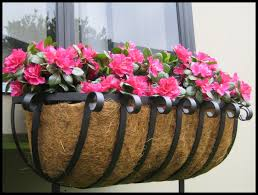 Wooden Window Flower Boxes - window boxes planter boxes u0026 flower boxes hooks u0026 lattice