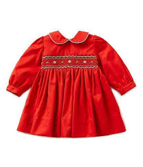 edgehill collection baby size 6 months smocked