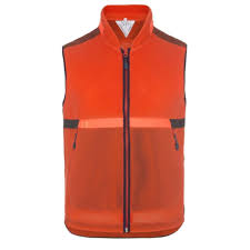 windproof cycling vest paul smith 531 orange windproof paneled cycling gilet in orange