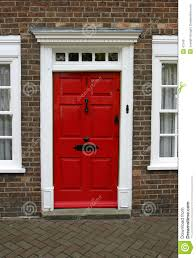 House Doors Georgian House Door Exterior Stock Photo Image 47246