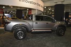 nissan titan warrior 2017 nissan titan warrior concept 2 photo on automoblog net