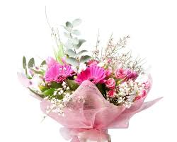 beautiful bouquet of flowers beautiful bouquet of flowers isolted on white stock photo