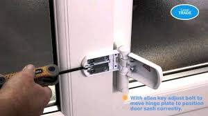 Patio Door Latch How To Adjust A Door Large Size Of Patio Patio Door Hinges