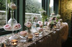 wedding table decor vintage wedding table decor glasses the best vintage wedding