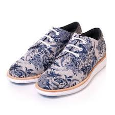 blue patterned shoes porcelain patterned sneakers patterned sneakers