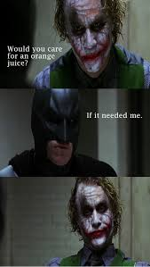 Dark Knight Joker Meme - image 2830 dark knight 4 pane know your meme