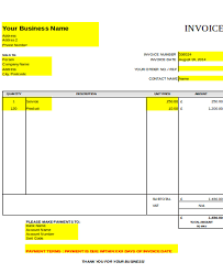 Carpenter Invoice Template 8 carpenter invoice templates free sle exle format
