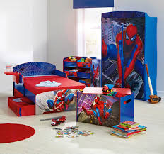 15 kids bedroom design spiderman themes design