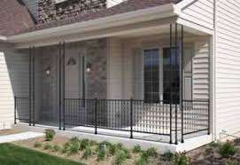 gilpin inc aluminum and steel railings and fence