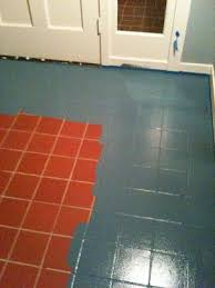the 25 best painting tile floors ideas on painting